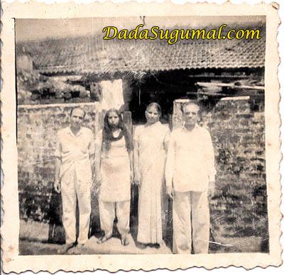 sugumal-uttamchand-family