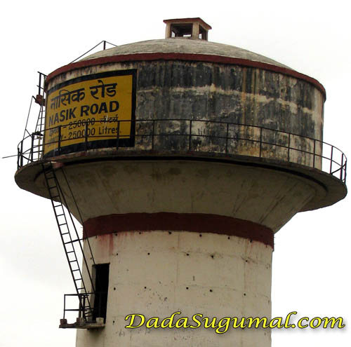 Nasik-Road-Station-Water-Tank